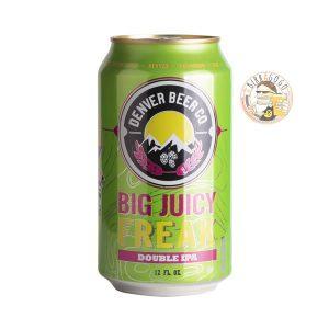 Denver Beer Co. Big Juici Freak