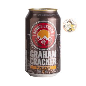 Denver Beer co. Graham cracker porter