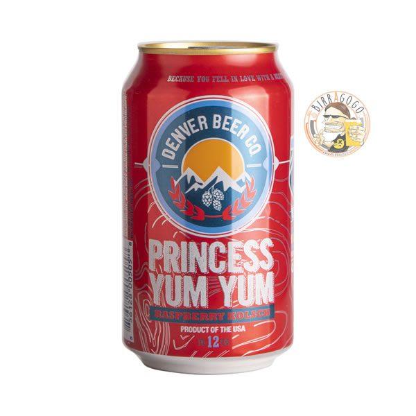 Denver Beer Co. Princess yum yum