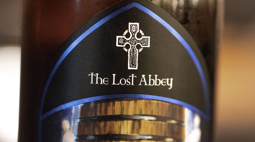 The Lost Abbey, trovare e ritrovare le birre dell'Abbazia perduta