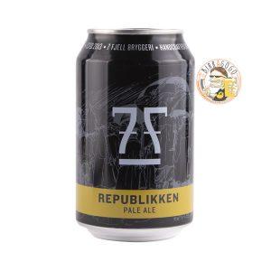 7 FJELL - Republikken Pale Ale
