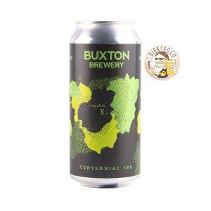 BUXTON - Centennial Ipa Lupulus X