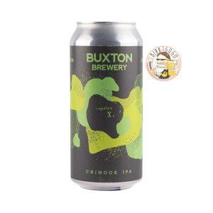 BUXTON - Chinook Ipa - Lupulus X
