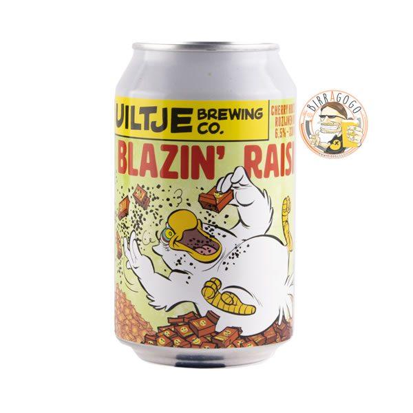 Uiltje - Blazin' Raisin