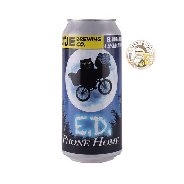 Uiltje - ED Phone Home