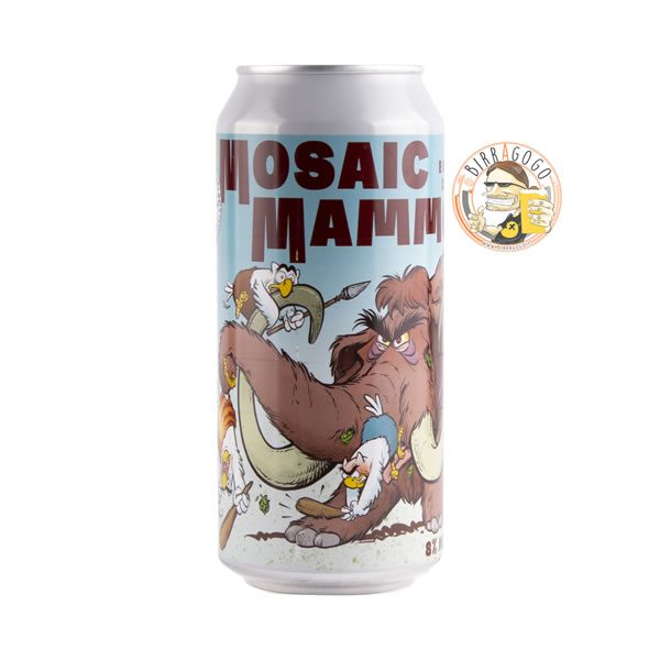 Uiltje - Mosaic Mammoth