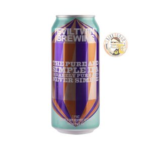 EVIL TWIN The Pure and Simple IPA Is Rarely Pure and Never Simple