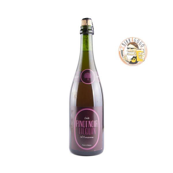 Gueuzerie Tilquin - Tilquin Oude Pinot Noir à l'Ancienne