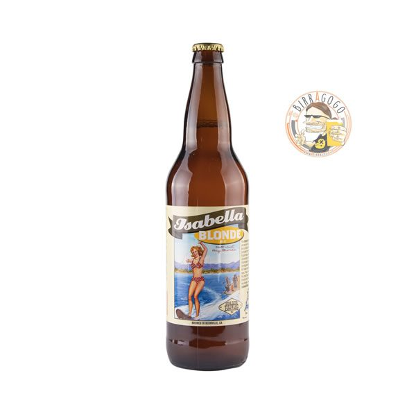 KERN RIVER Isabella Blonde Ale