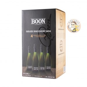 Boon Geuze Discovery Box 37 cl