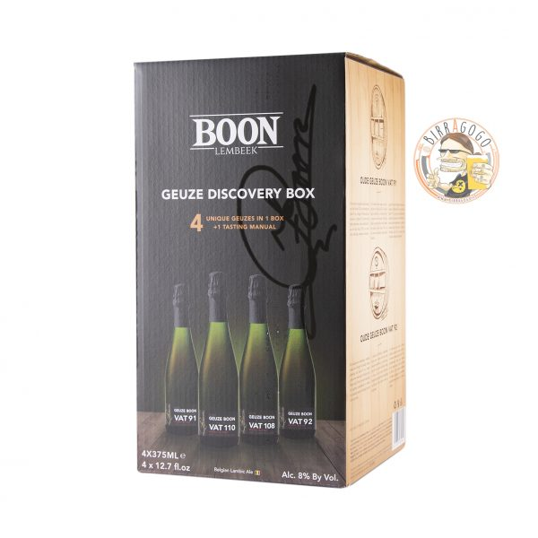 Brouwerij Boon Geuze Discovery Box 4pz