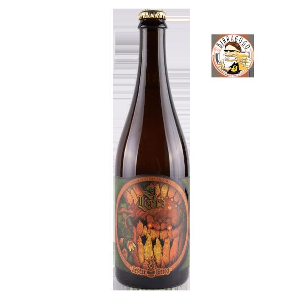 Jester King Brewery El Cedro 2019 Farmhouse Ale 75 cl. (Bottiglia)