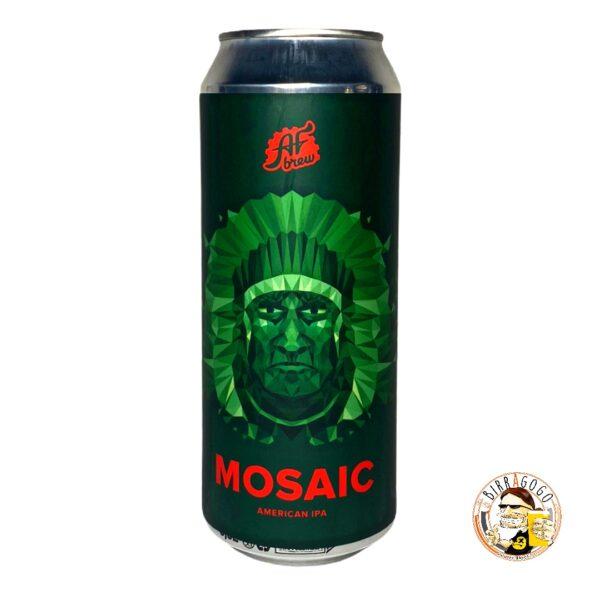 AF Brew Mosaic IPA 50 cl. (Lattina)