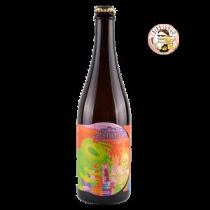 Jester King Brewery Urban Mutation 2019 Farmhouse Ale 75 cl. (Bottiglia)