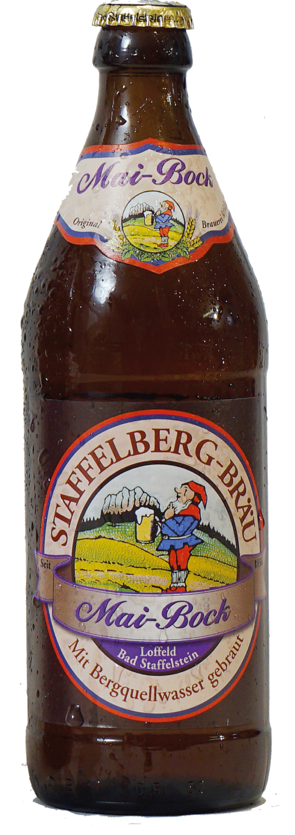 Staffelberg Bräu Maibock 50 cl. (Bottiglia)
