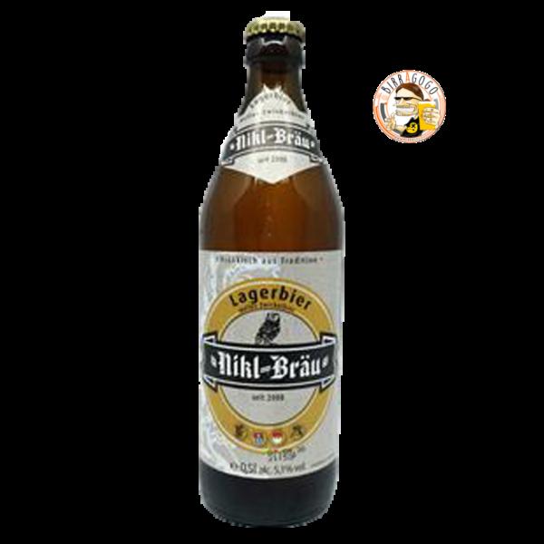 Lagerbier - Helles Zwickelbier