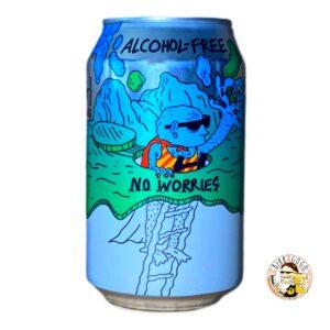 Lervig No Worries Non Alcoholic Beer 33 cl. (Lattina)