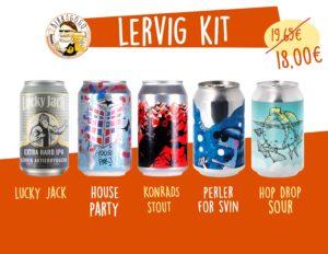 Lervig Starter Kit