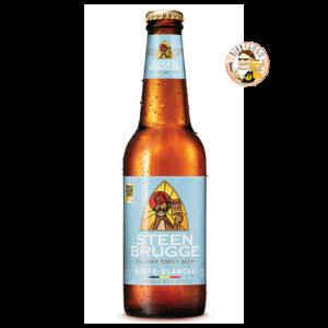 Steenbrugge Belgian Abbey Beer Blanche 33 cl. (Bottiglia)