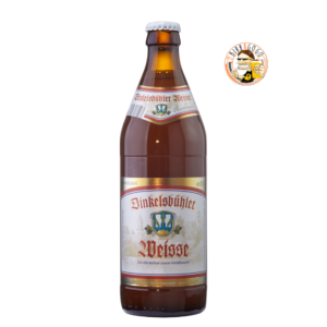 Brauerei Hauf Dinkelsbühl Dinkelsbühler Weisse 50 cl. (Bottiglia)