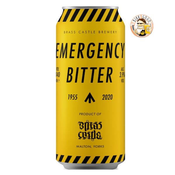 Emergency Bitter (Vegan & Gluten-Free)