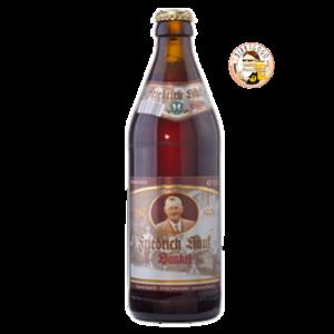 Brauerei Hauf Dinkelsbühl Friedrich Hauf 1901 Bayerische Dunkel 50 cl. (Bottiglia)