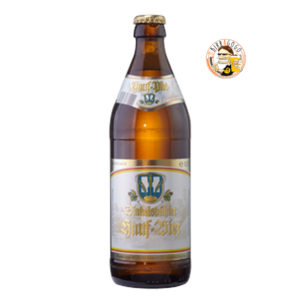 Brauerei Hauf Dinkelsbühl Pils 50 cl. (Bottiglia)