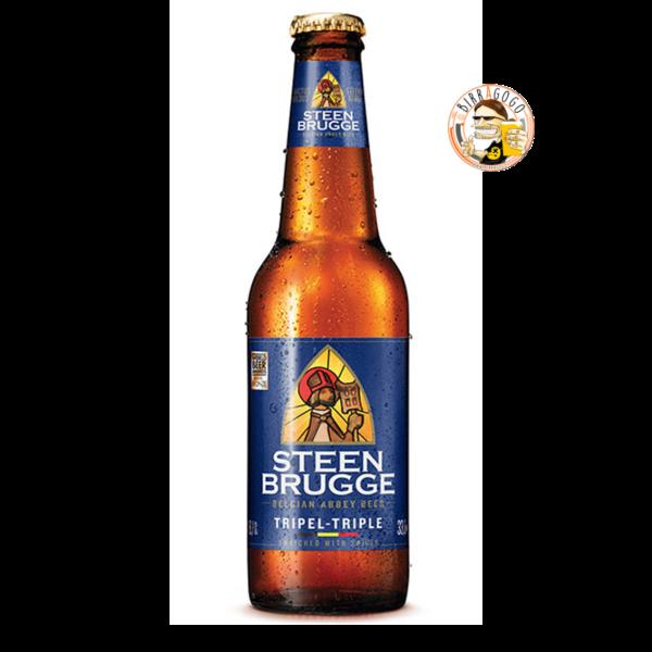 Steenbrugge Belgian Abbey Beer Triple 33 cl. (Bottiglia)