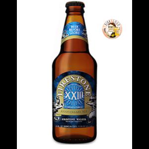 Firestone Walker Brewing Company XXIII Anniversary Strong Ale (Vintage 2019) 35,5 cl. (Bottiglia)