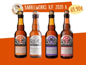 Barrelworks Kit 2020 A