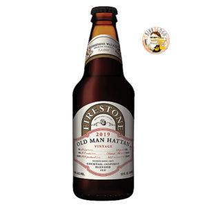 Firestone Walker Brewing Company Old Man Hattan Strong Ale (Vintage 2019) 35,5 cl. (Bottiglia)