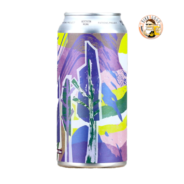 Patrons Project 25.03 // Laura Slater // Montage // Single Hop DDH IPA