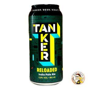 Tanker Reloaded IPA 44 cl. (Lattina)