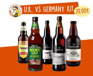 U.K. Vs Germany Kit