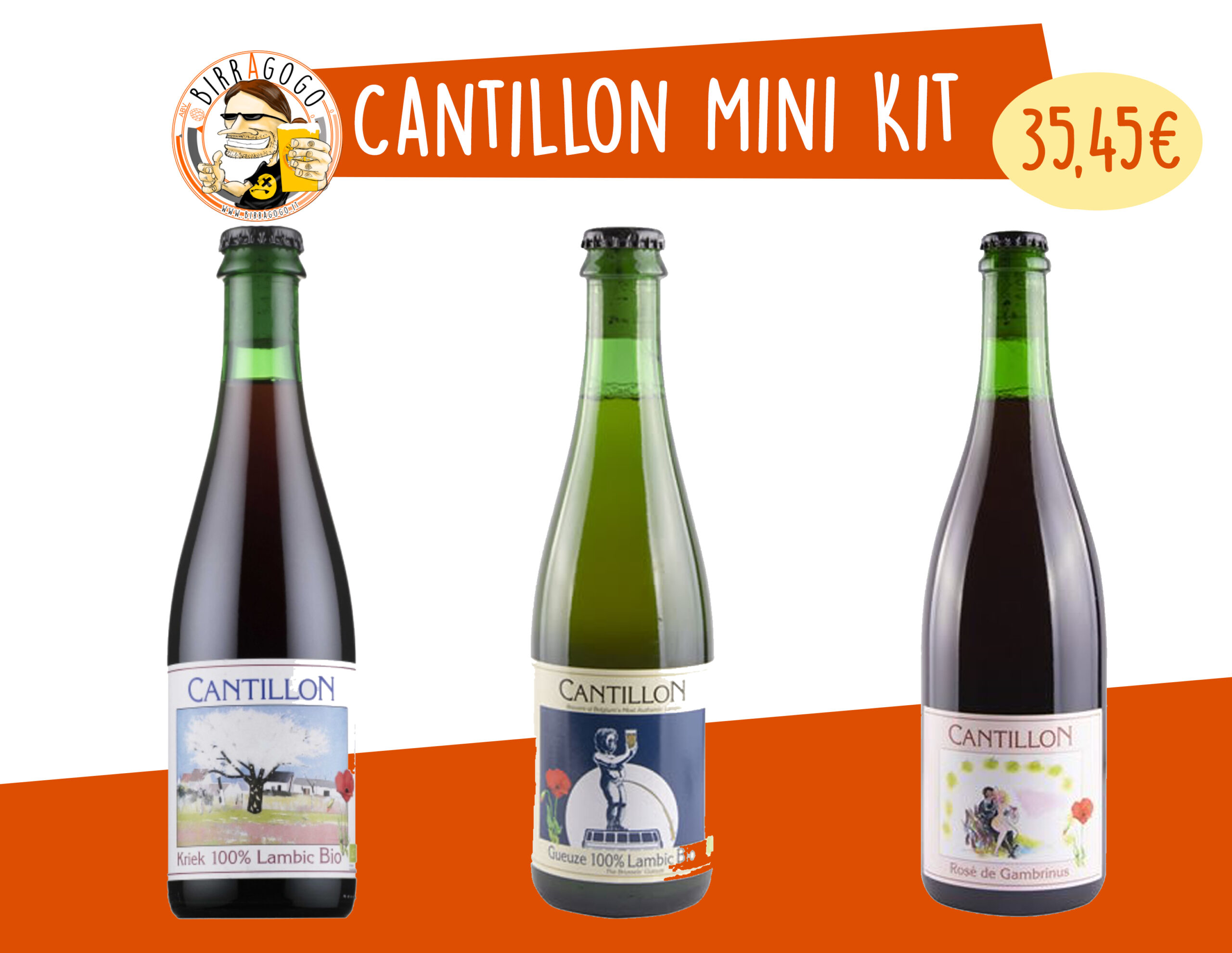 Cantillon Mini Kit