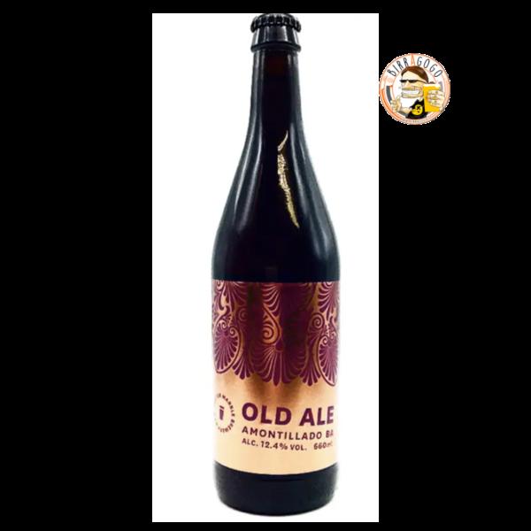Old Ale Amontillado BA