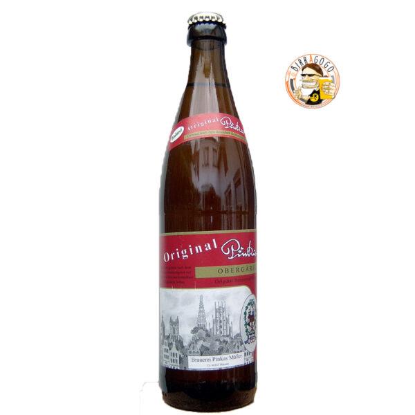 Brauerei Pinkus Müller Original Pinkus Alt / Münster Altbier 50 cl. (Bottiglia)
