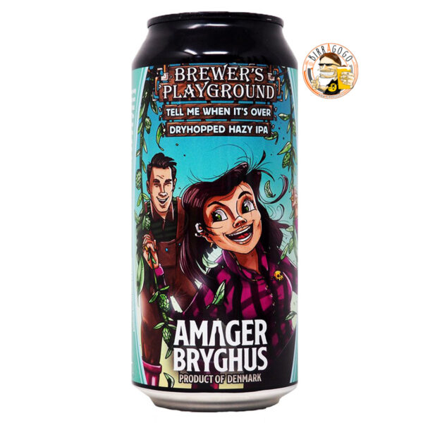 Brewer's Playground - Tell Me When It's Over