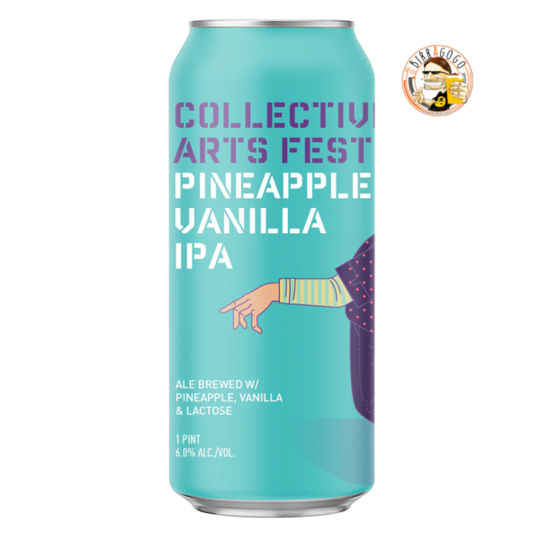 Collective Arts Fest Pineapple Vanilla IPA
