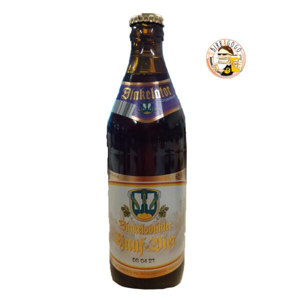 Brauerei Hauf Dinkelsbühl Dinkelator Doppelbock 50 cl. (Bottiglia)