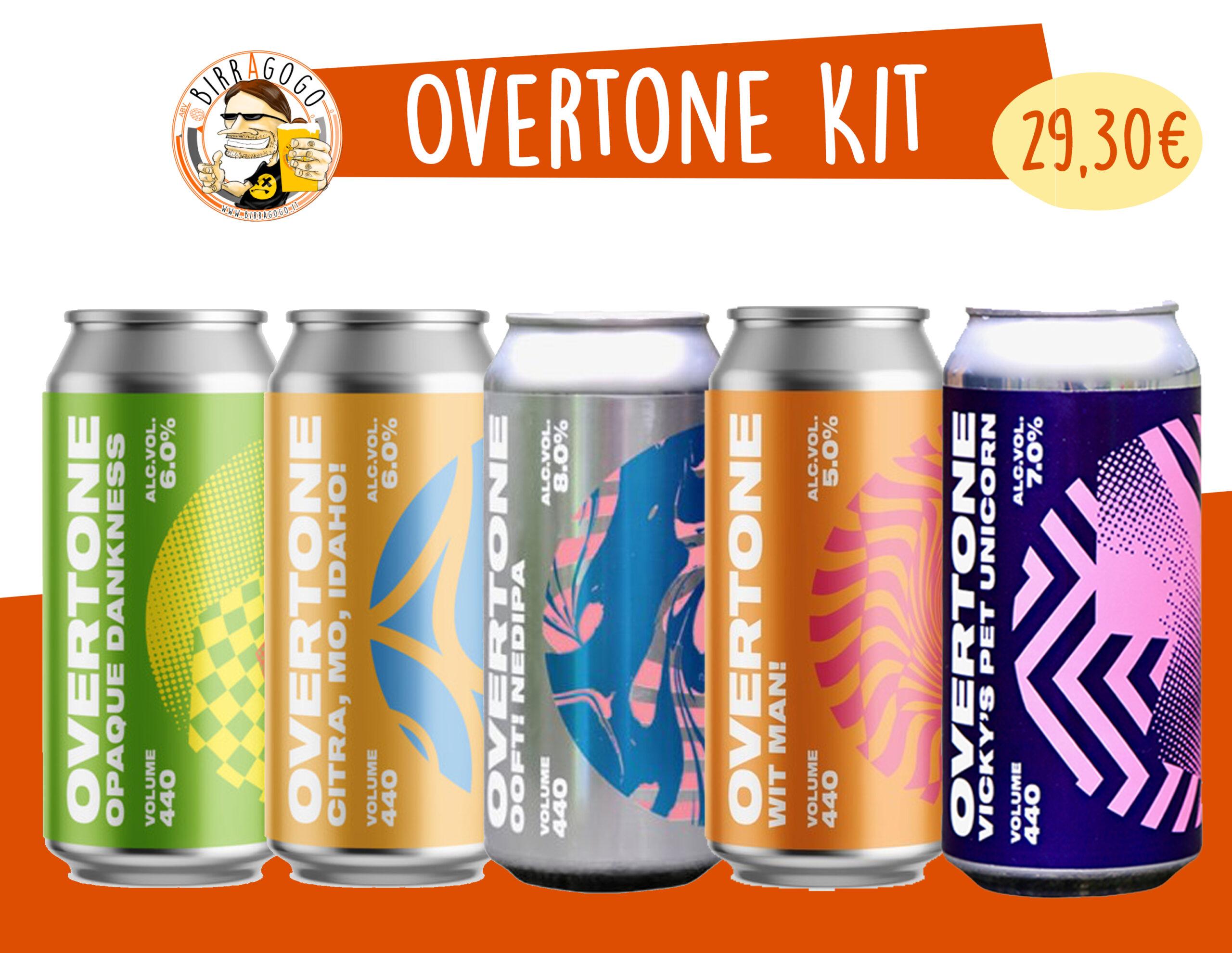 Overtone Kit