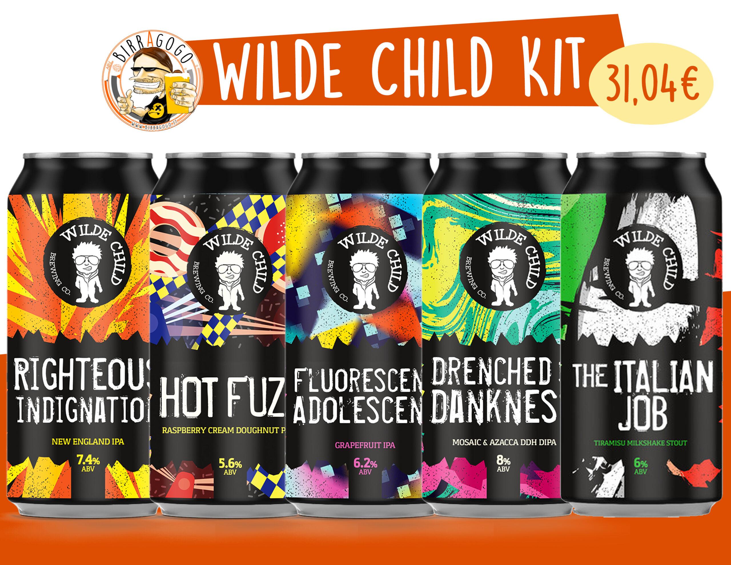 Wilde Child Kit