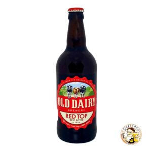 Old Dairy Brewery Red Top Best Bitter 50 cl. (Bottiglia)