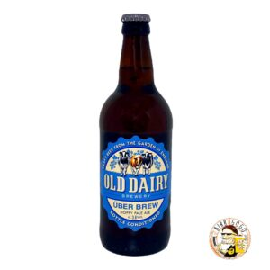 Old Dairy Brewery Über Brew Hoppy Pale Ale 50 cl. (Bottiglia)