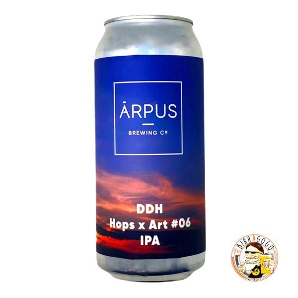 AR - DDH Hops x Art #06 IPA