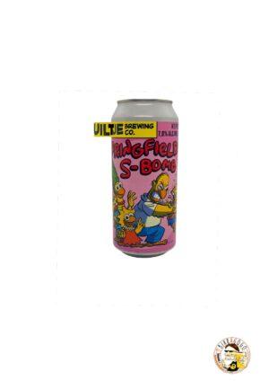 UJ - Springfields S-Bomb