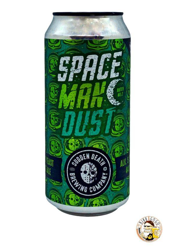 Sudden Death Brewing Co. Spaceman Dust (Batch #2) APA 44 cl. (Lattina)