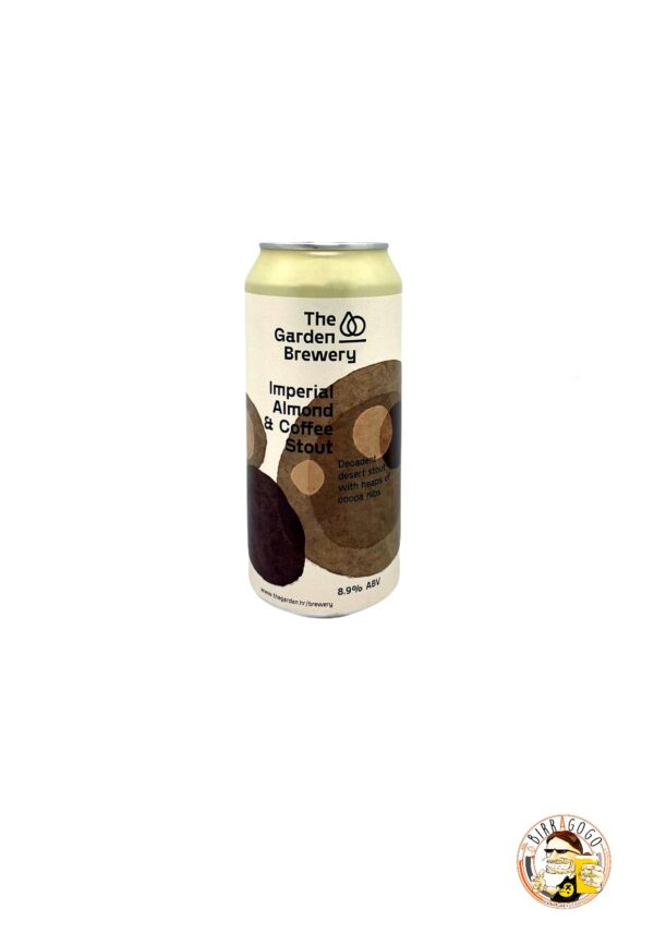 TG - Imperial Almond & Coffee Stout