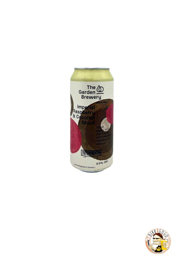 TG - Imperial Raspberry & Coconut Stout