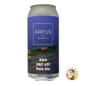 AR - DDH HBC 431 Pale Ale